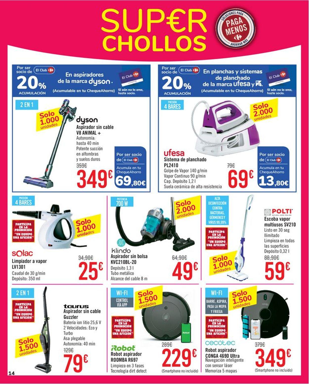 Carrefour Super Chollos Folleto - 11.05-24.05.2021 (Página 14)