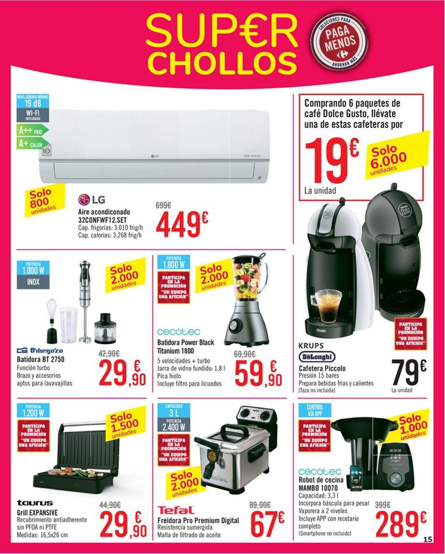 Carrefour Super Chollos Folleto - 11.05-24.05.2021 (Página 15)