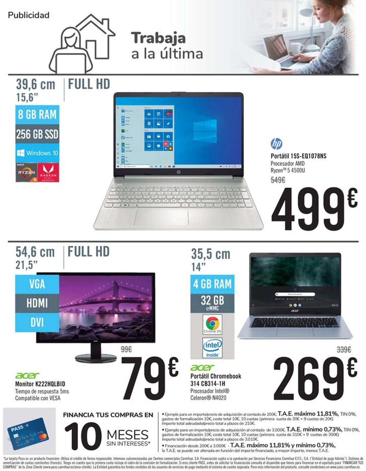 Carrefour Tu oficina, donde tú estés Folleto - 05.05-25.05.2021 (Página 3)