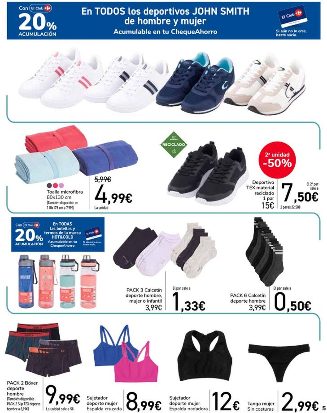 Carrefour Tu salud en forma Folleto - 12.05-01.06.2021 (Página 5)