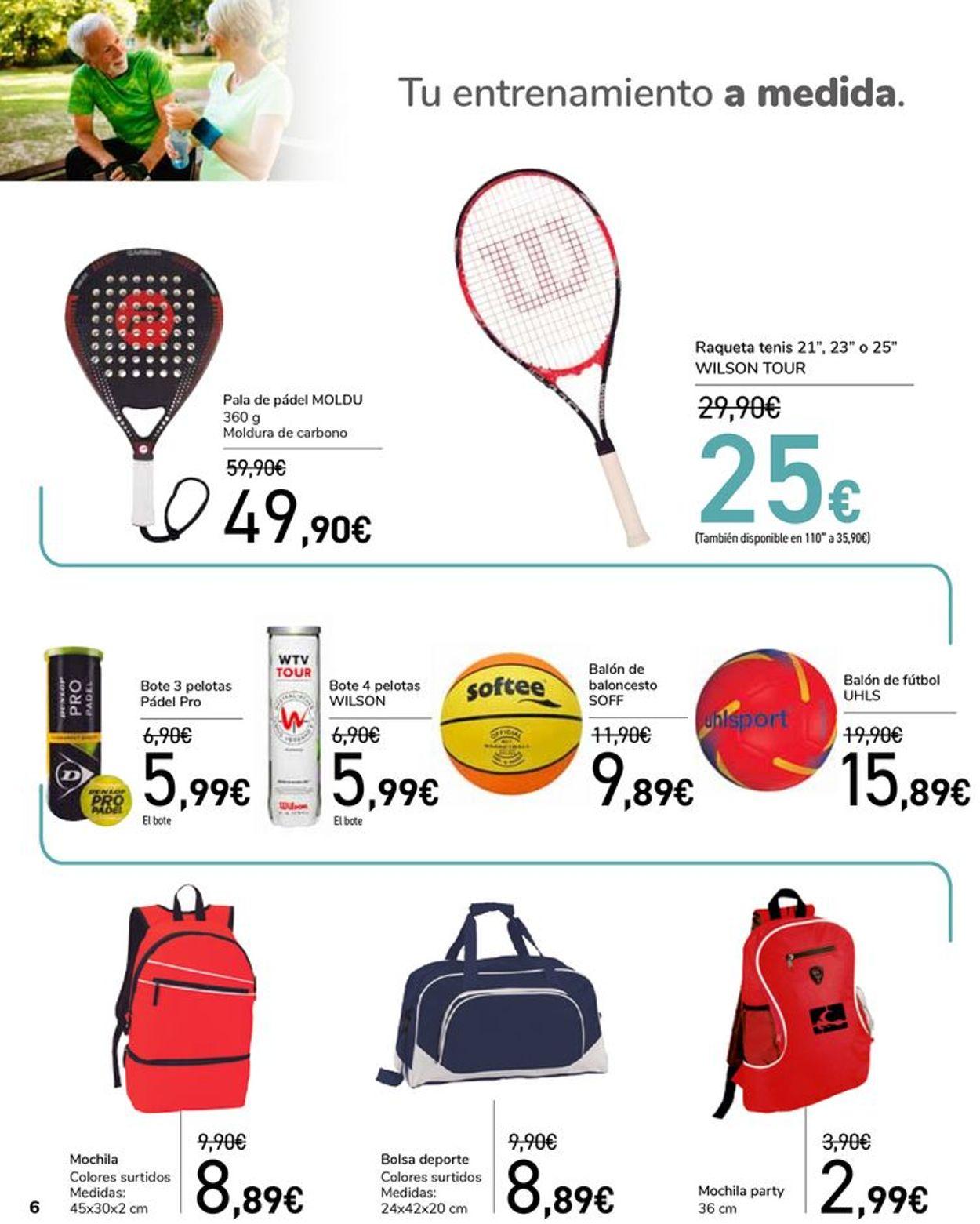 Carrefour Tu salud en forma Folleto - 12.05-01.06.2021 (Página 6)