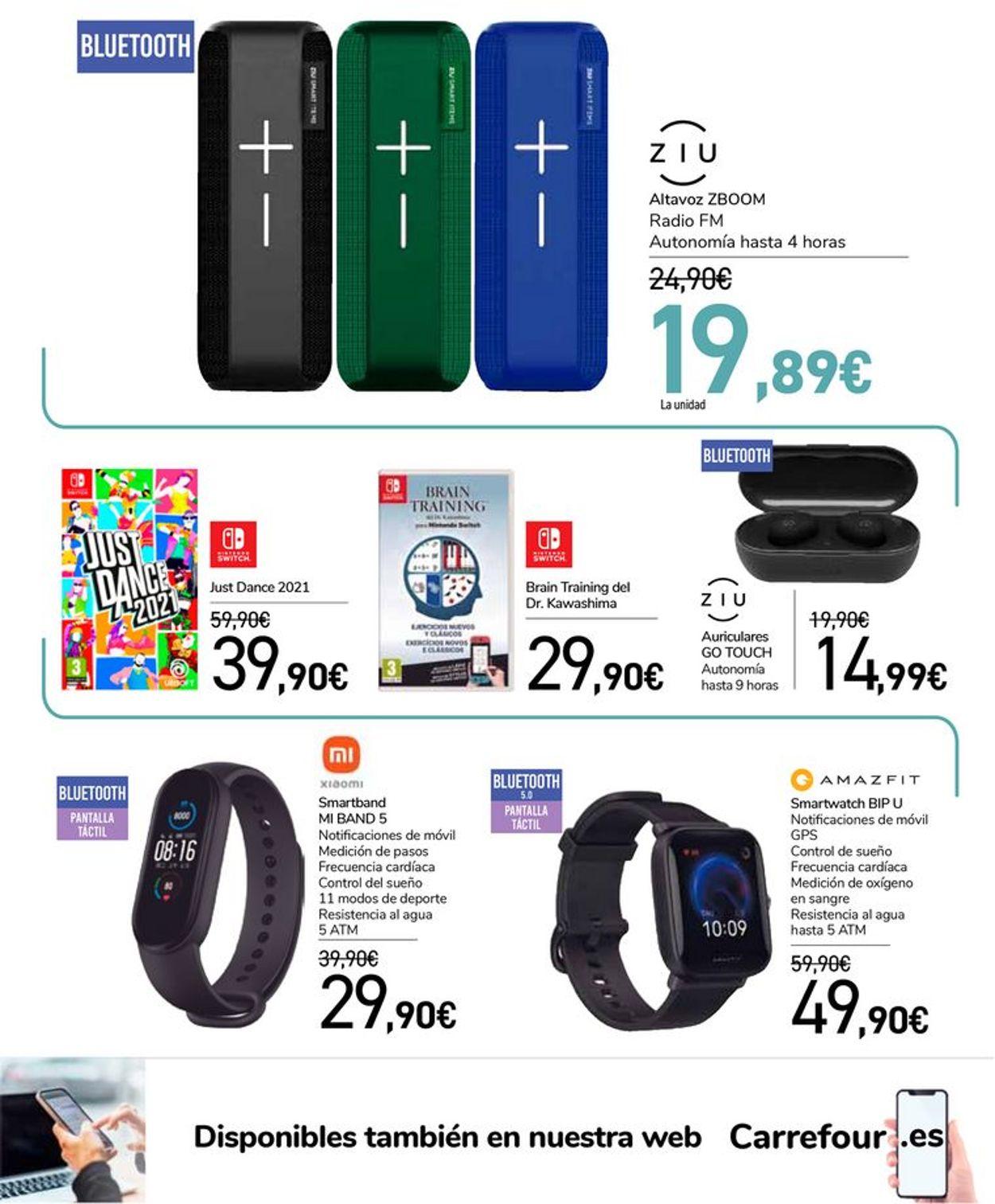 Carrefour Tu salud en forma Folleto - 12.05-01.06.2021 (Página 11)