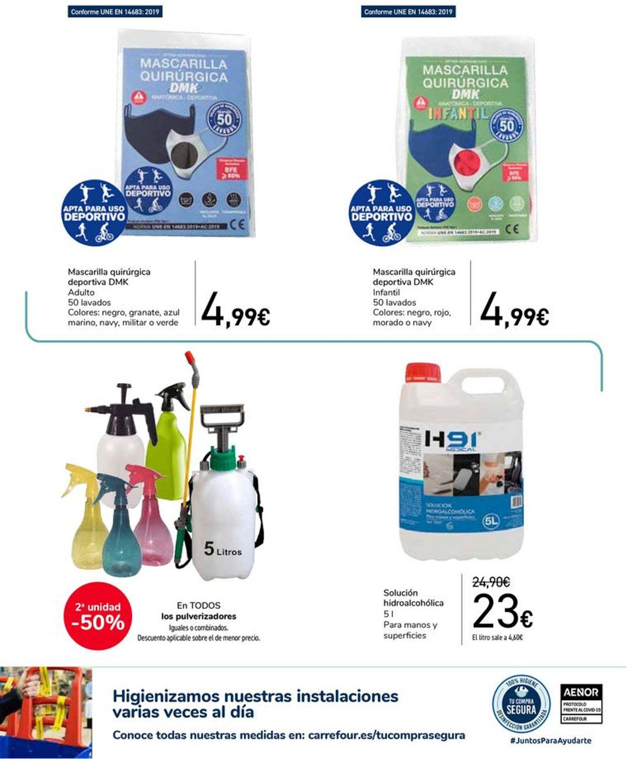 Carrefour Tu salud en forma Folleto - 12.05-01.06.2021 (Página 15)