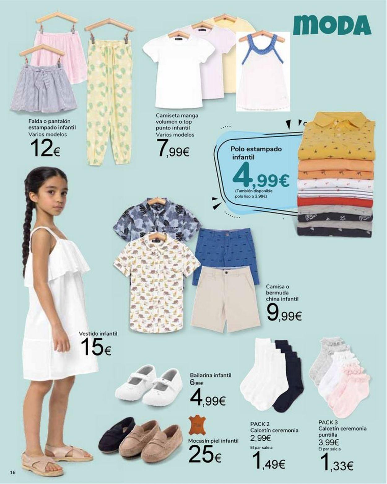 Carrefour Regalos de primera comunión Folleto - 13.05-31.05.2021 (Página 16)