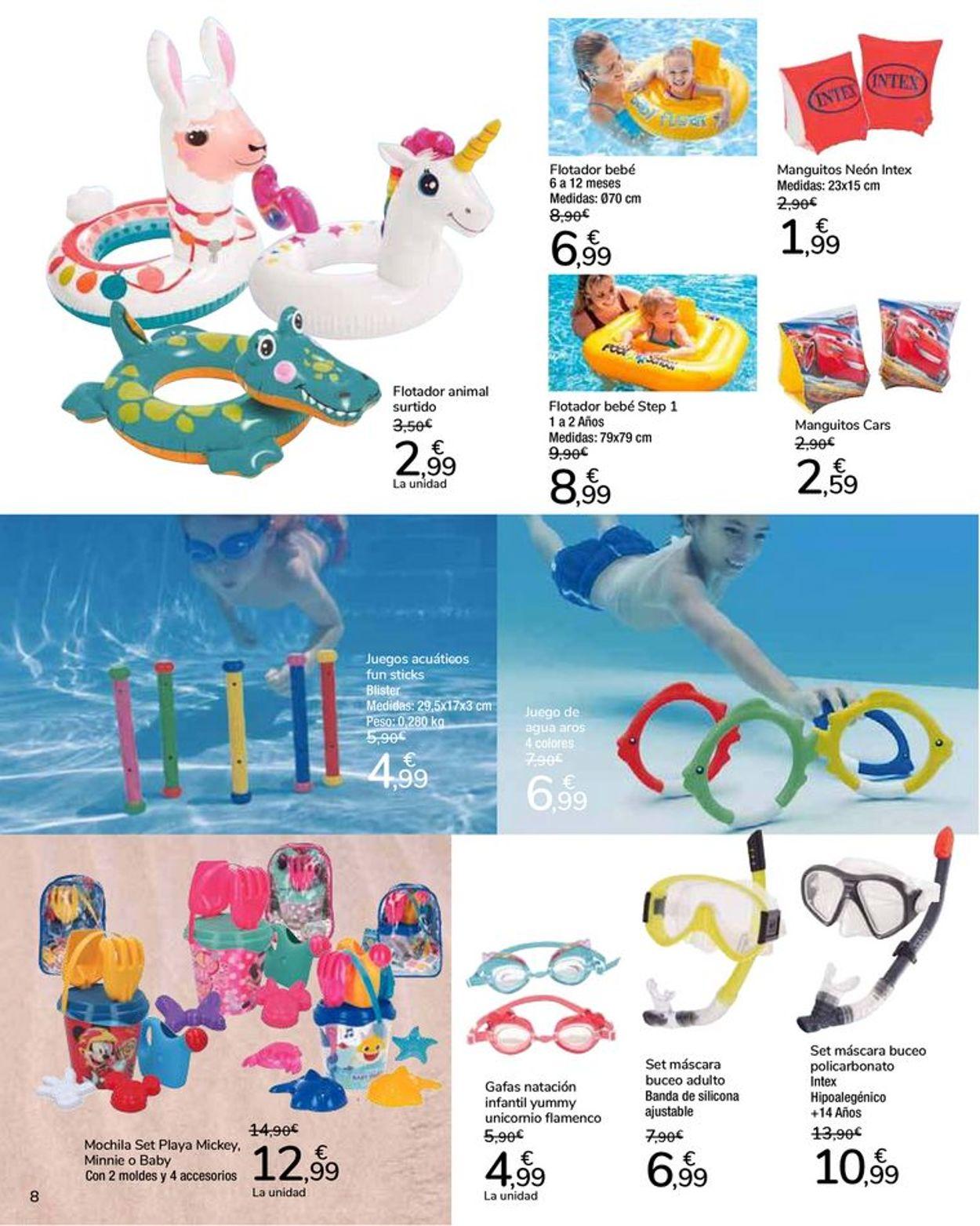 Carrefour Ganísimas de piscina Folleto - 21.05-22.06.2021 (Página 8)