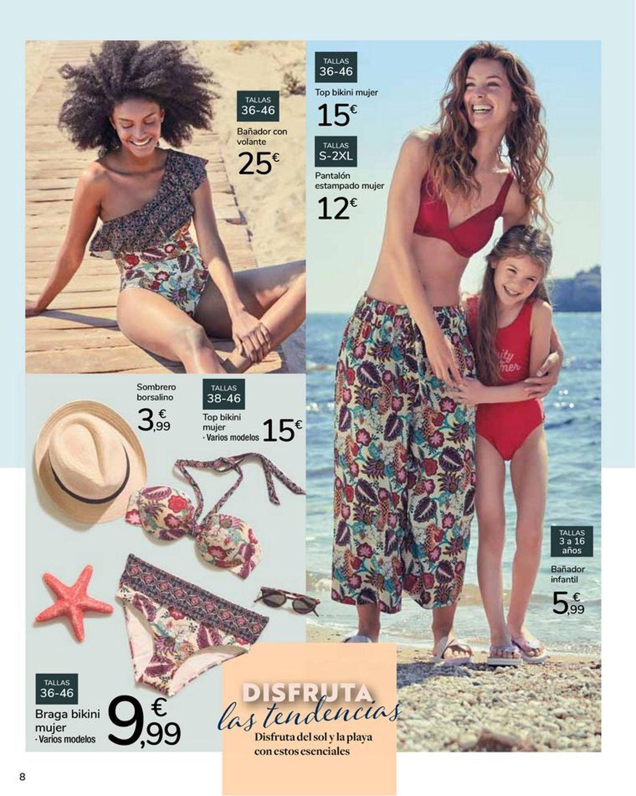 Carrefour Ganísimas de verano Folleto - 21.05-22.06.2021 (Página 8)