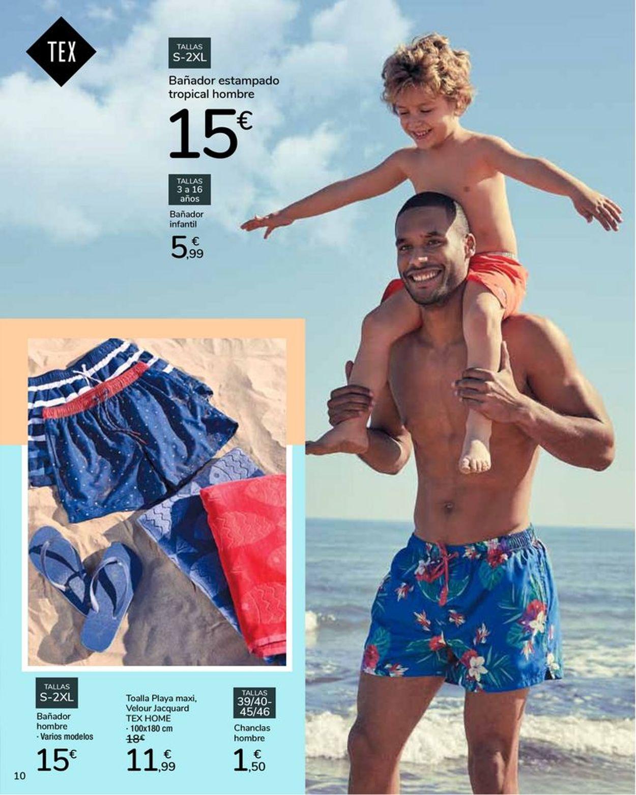Carrefour Ganísimas de verano Folleto - 21.05-22.06.2021 (Página 10)