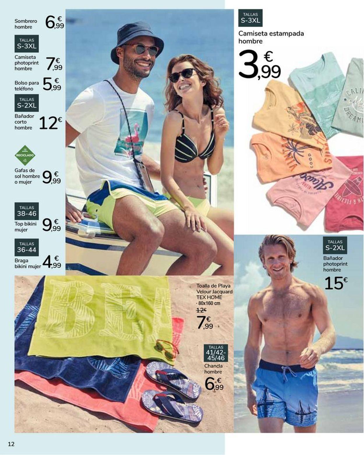Carrefour Ganísimas de verano Folleto - 21.05-22.06.2021 (Página 12)