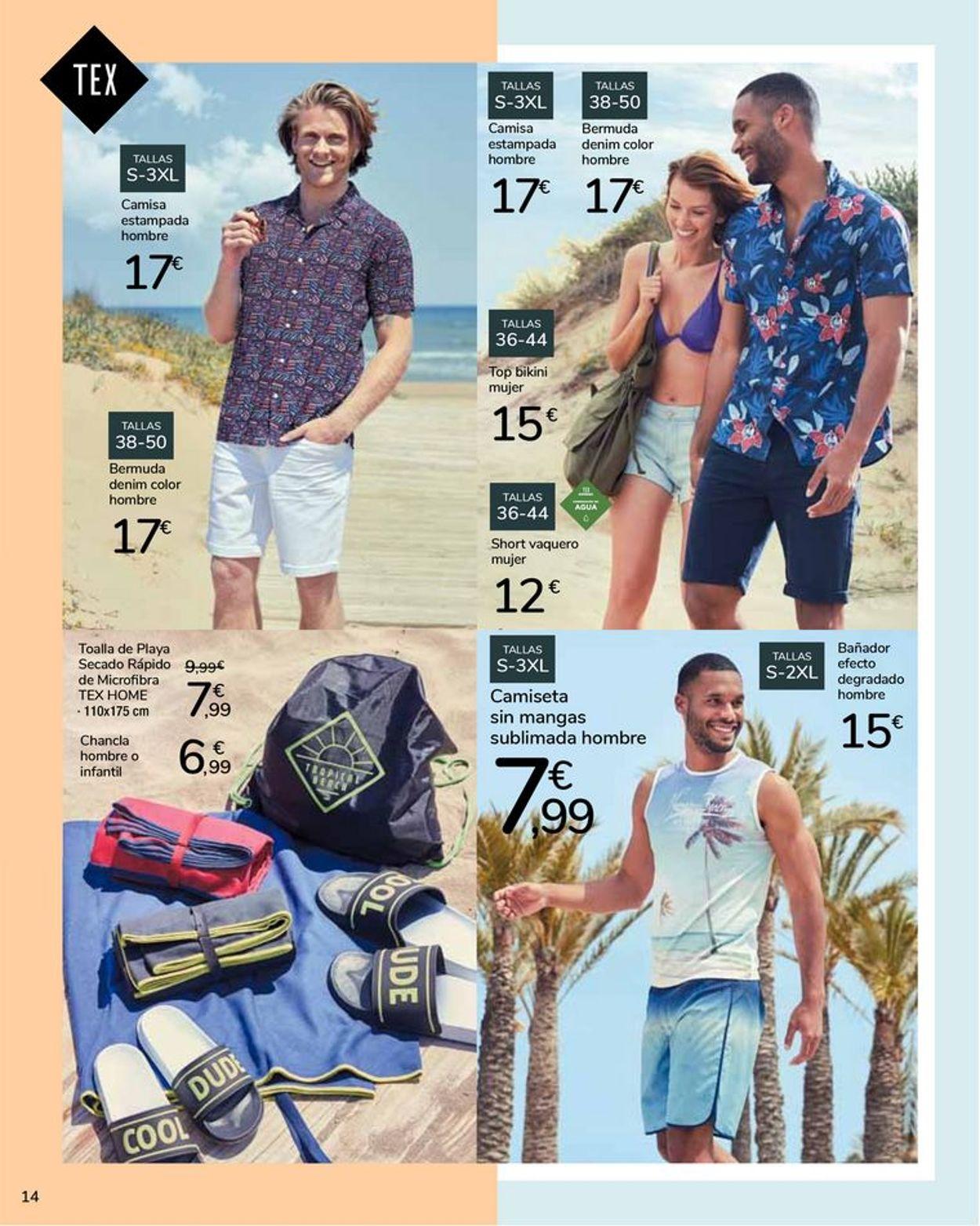 Carrefour Ganísimas de verano Folleto - 21.05-22.06.2021 (Página 14)