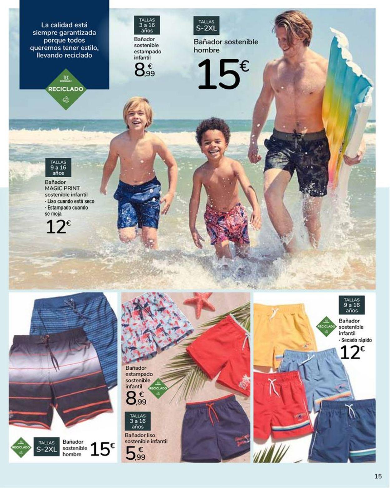 Carrefour Ganísimas de verano Folleto - 21.05-22.06.2021 (Página 15)