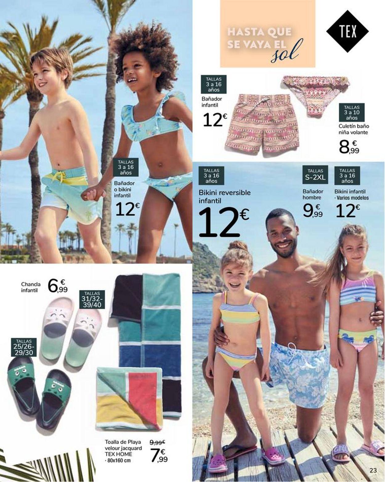 Carrefour Ganísimas de verano Folleto - 21.05-22.06.2021 (Página 23)