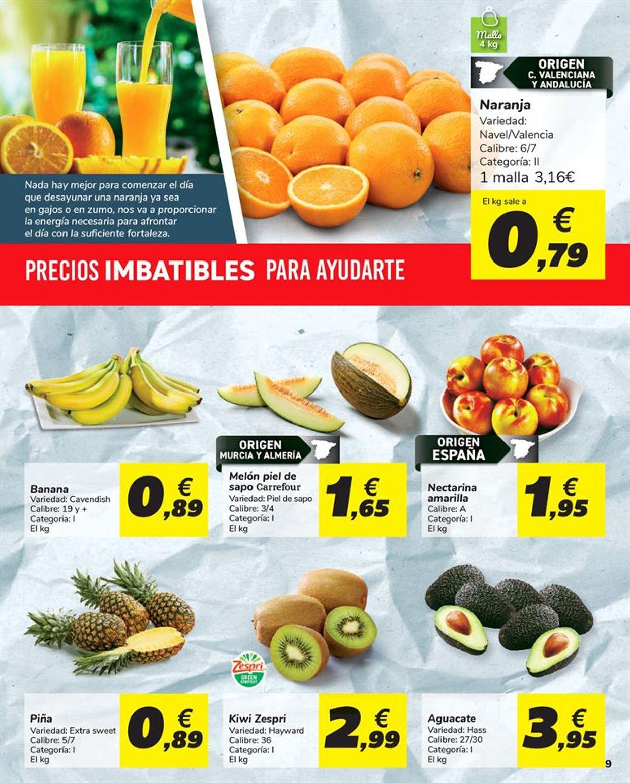 Carrefour Folleto - 25.05-07.06.2021 (Página 9)