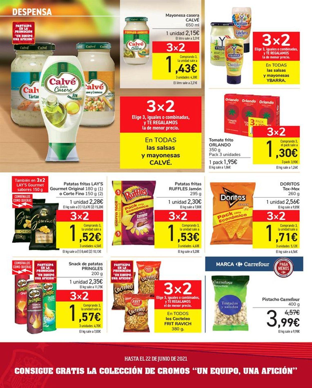 Carrefour Folleto - 25.05-07.06.2021 (Página 18)