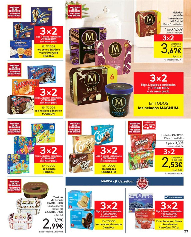 Carrefour Folleto - 25.05-07.06.2021 (Página 23)