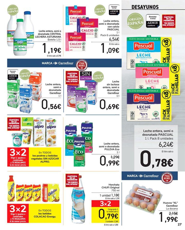 Carrefour Folleto - 25.05-07.06.2021 (Página 27)