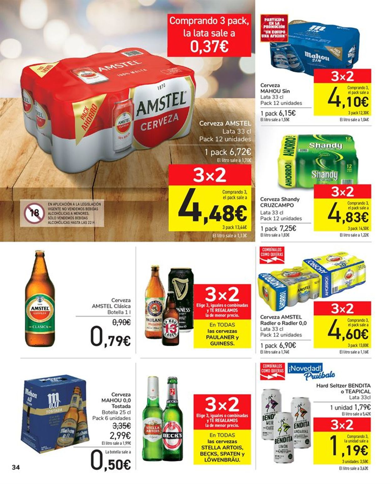 Carrefour Folleto - 25.05-07.06.2021 (Página 34)