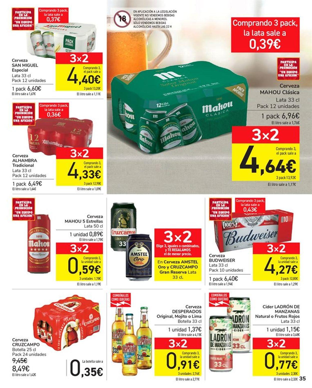 Carrefour Folleto - 25.05-07.06.2021 (Página 35)