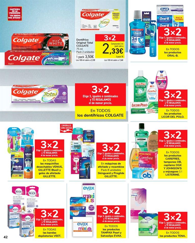 Carrefour Folleto - 25.05-07.06.2021 (Página 42)