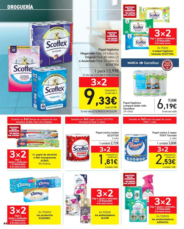 Carrefour Folleto - 25.05-07.06.2021 (Página 44)