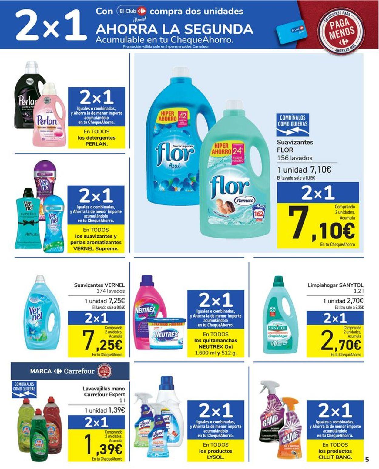 Carrefour Folleto - 25.05-07.06.2021 (Página 5)