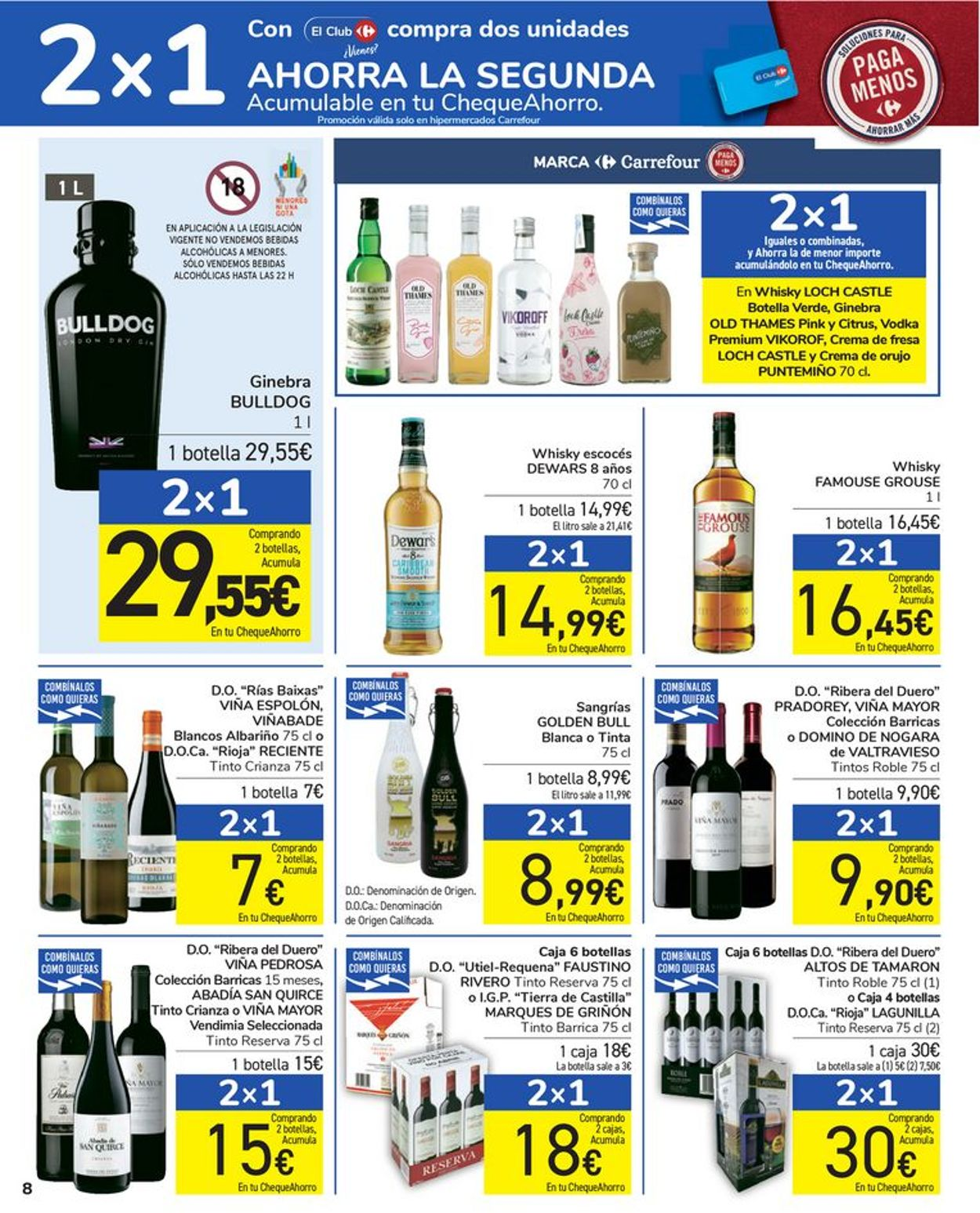 Carrefour Folleto - 25.05-07.06.2021 (Página 8)