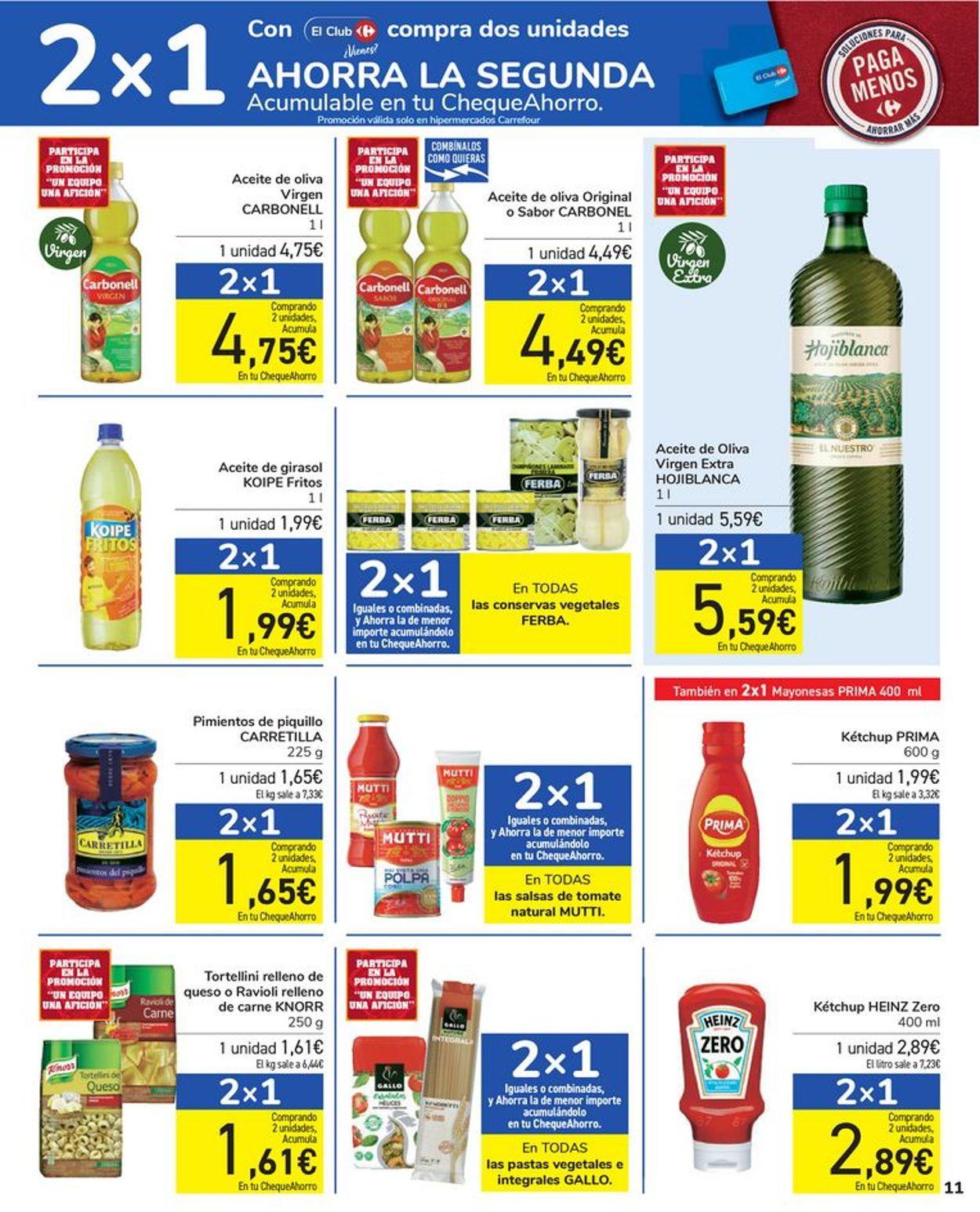 Carrefour Folleto - 25.05-07.06.2021 (Página 11)