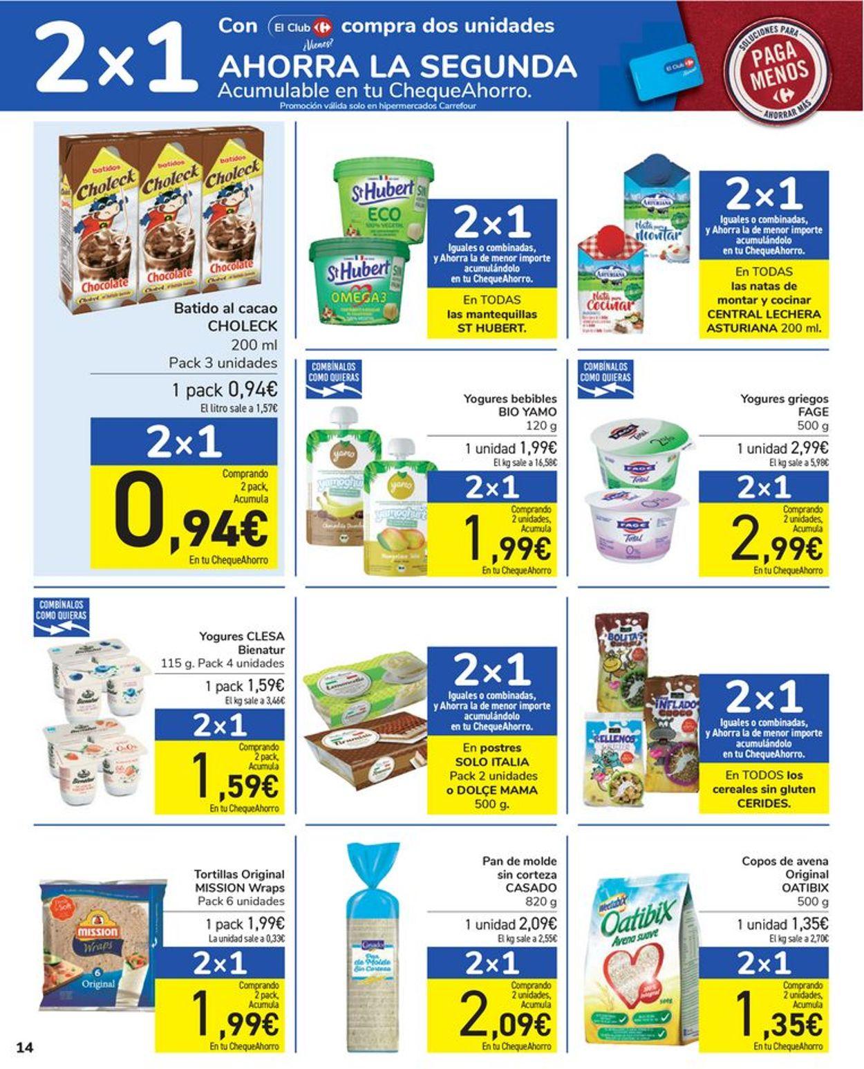 Carrefour Folleto - 25.05-07.06.2021 (Página 14)