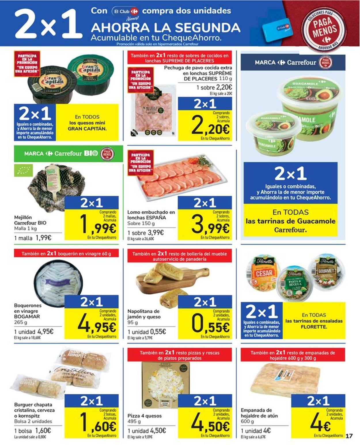 Carrefour Folleto - 25.05-07.06.2021 (Página 17)