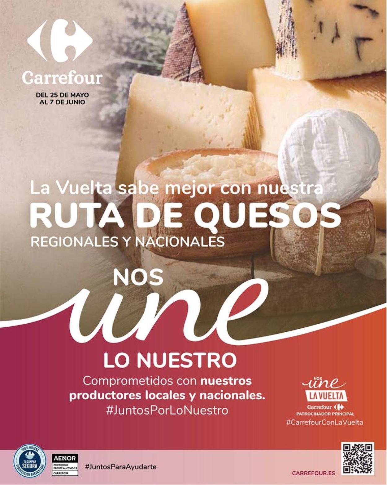 Carrefour Folleto - 25.05-07.06.2021