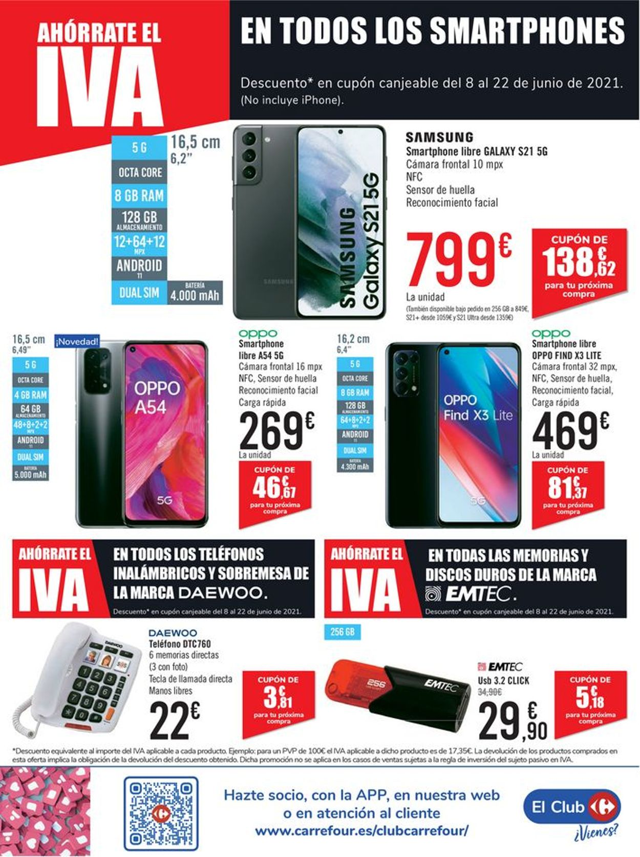 Carrefour Folleto - 01.06-07.06.2021 (Página 7)