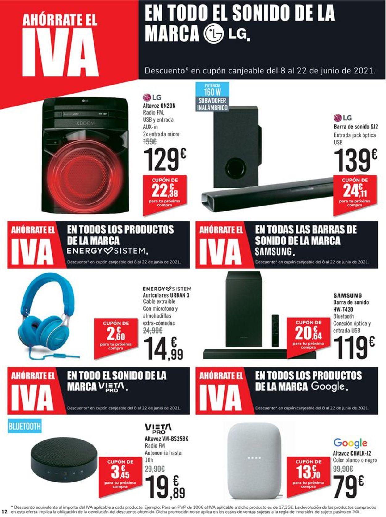 Carrefour Folleto - 01.06-07.06.2021 (Página 12)