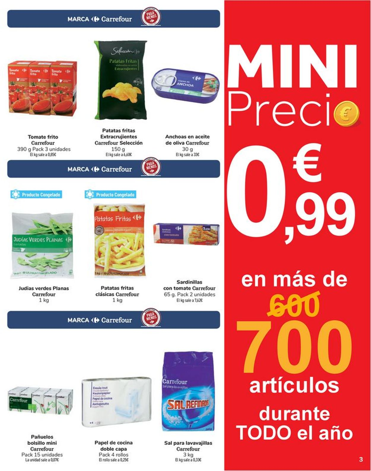Carrefour Folleto - 08.06-16.06.2021 (Página 3)