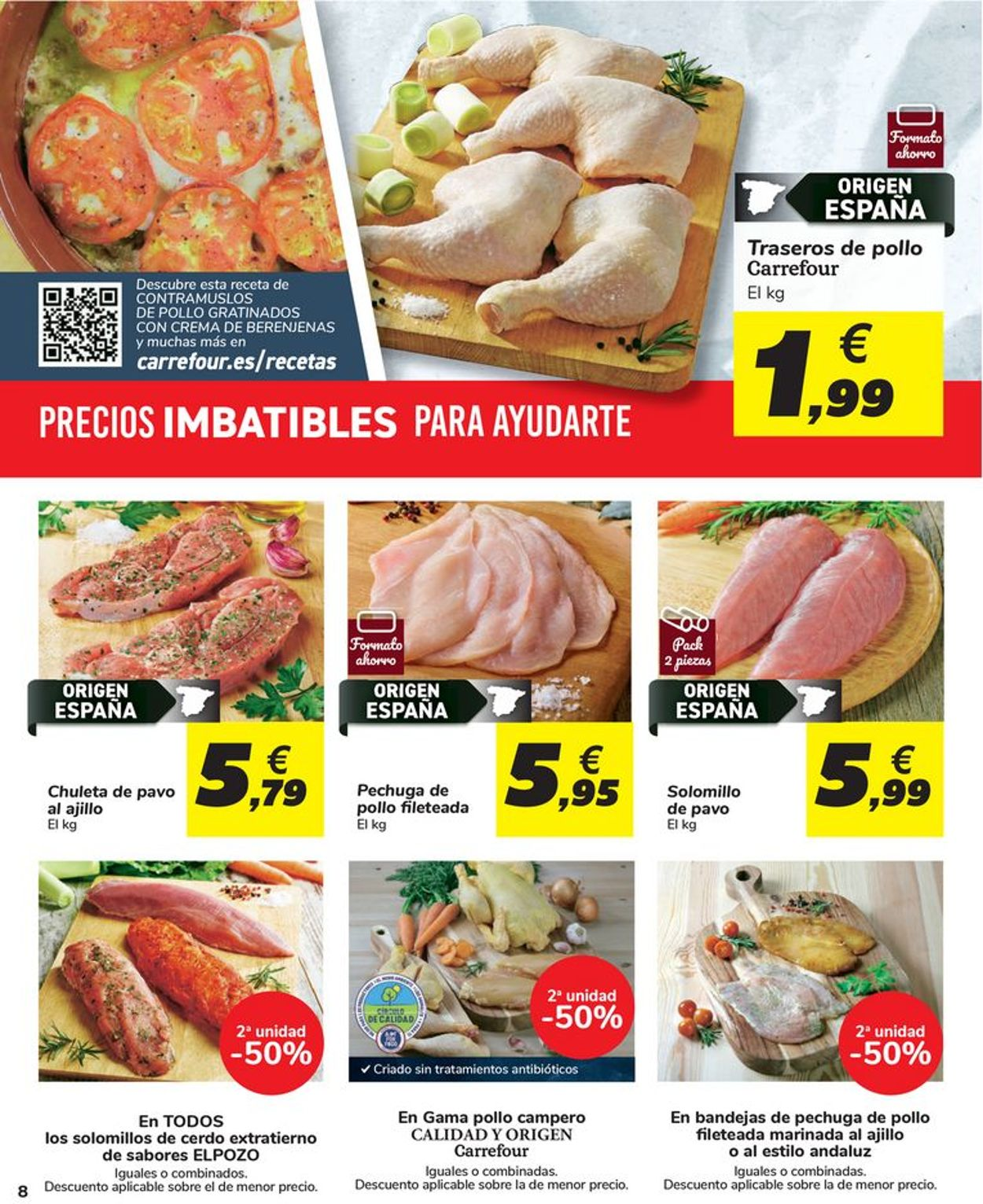 Carrefour Folleto - 08.06-16.06.2021 (Página 8)
