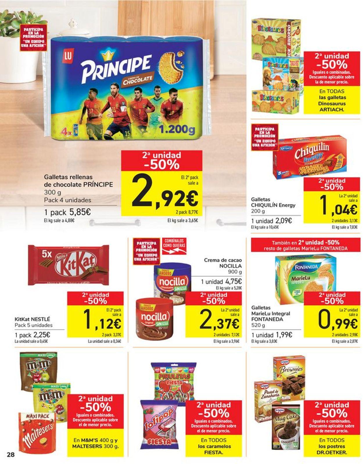 Carrefour Folleto - 08.06-16.06.2021 (Página 28)