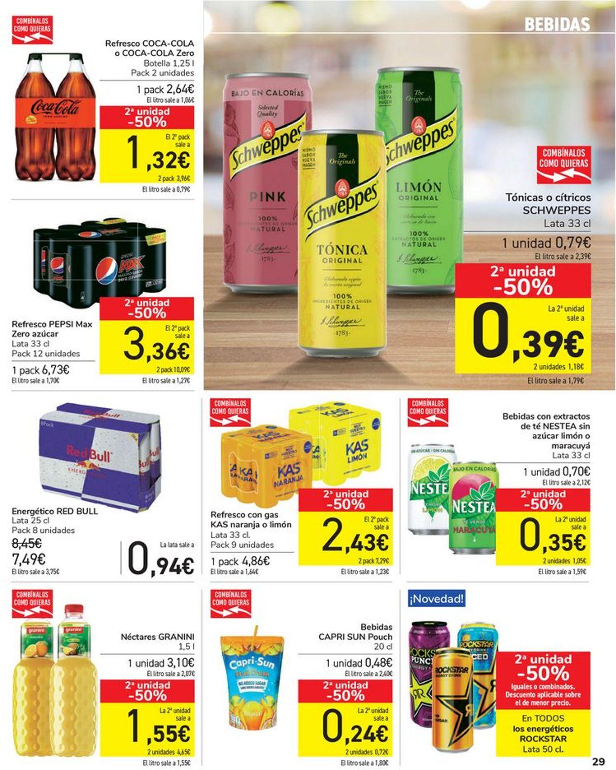 Carrefour Folleto - 08.06-16.06.2021 (Página 29)