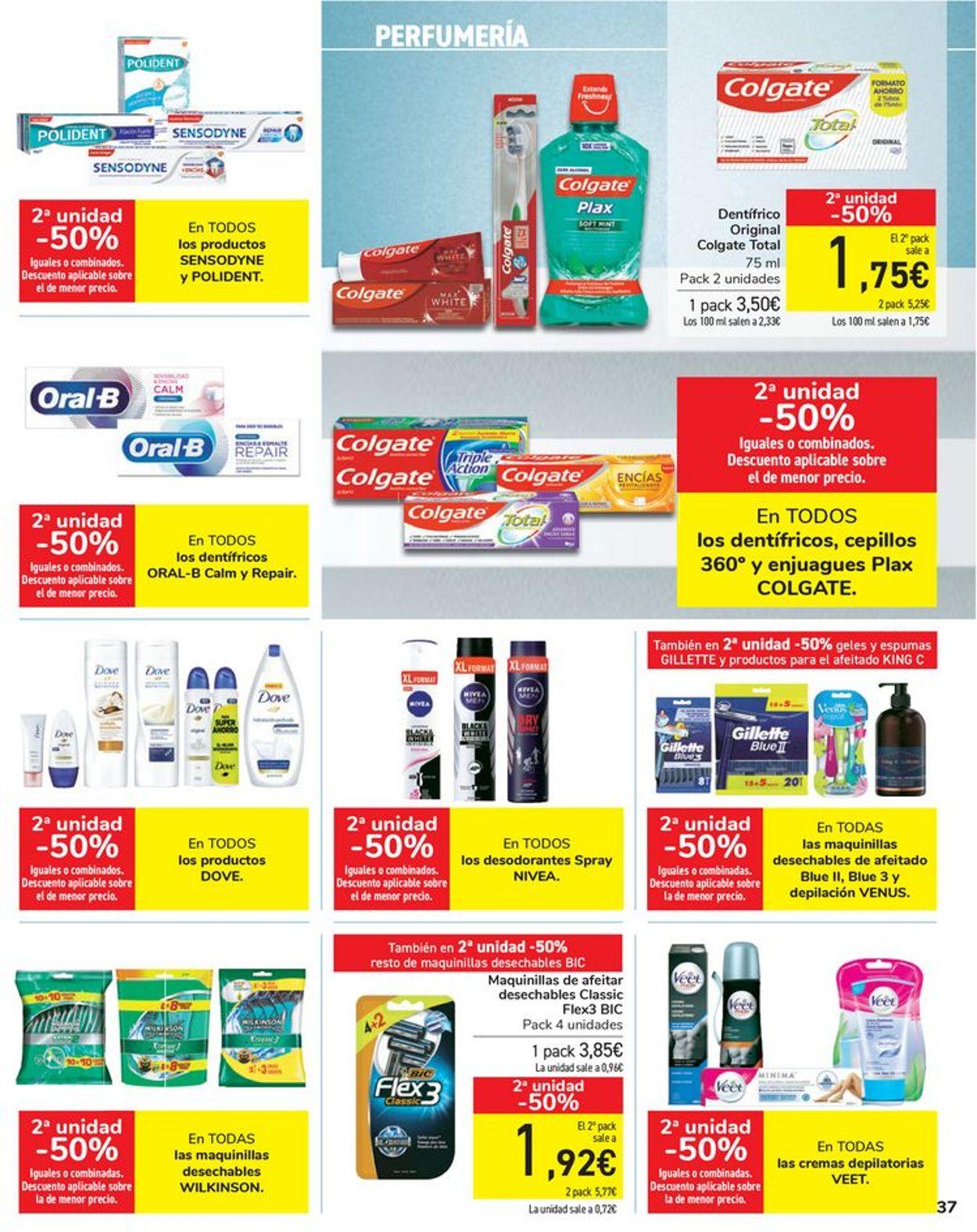 Carrefour Folleto - 08.06-16.06.2021 (Página 37)
