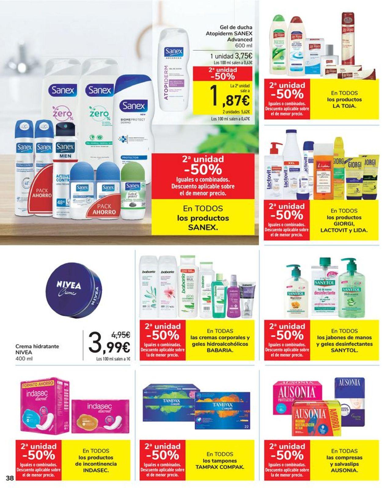 Carrefour Folleto - 08.06-16.06.2021 (Página 38)