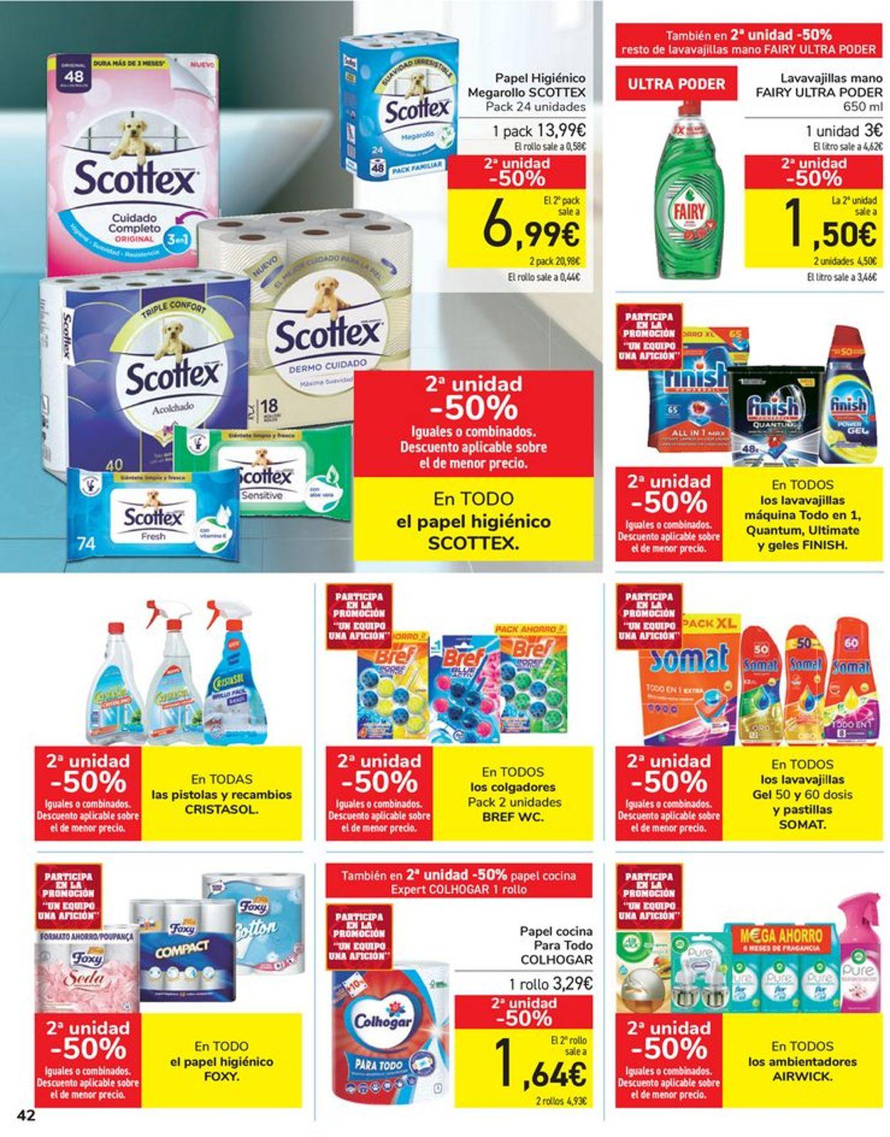 Carrefour Folleto - 08.06-16.06.2021 (Página 42)