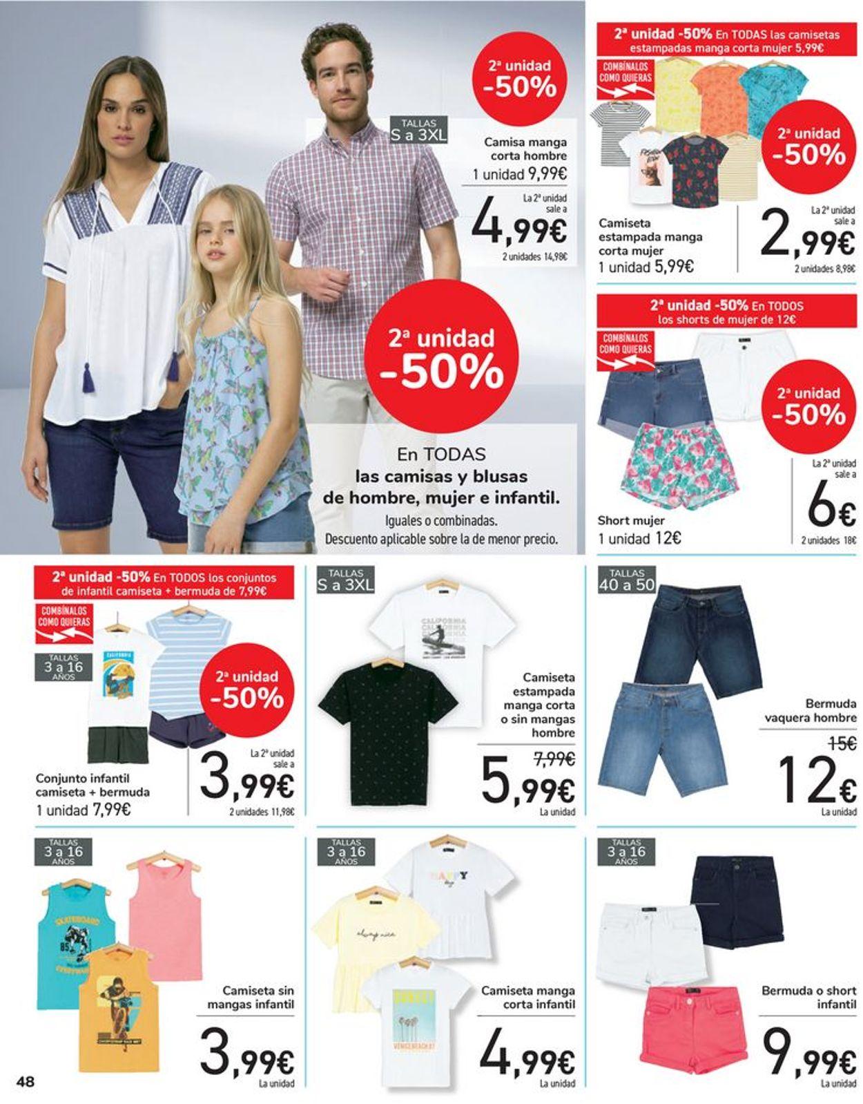 Carrefour Folleto - 08.06-16.06.2021 (Página 48)