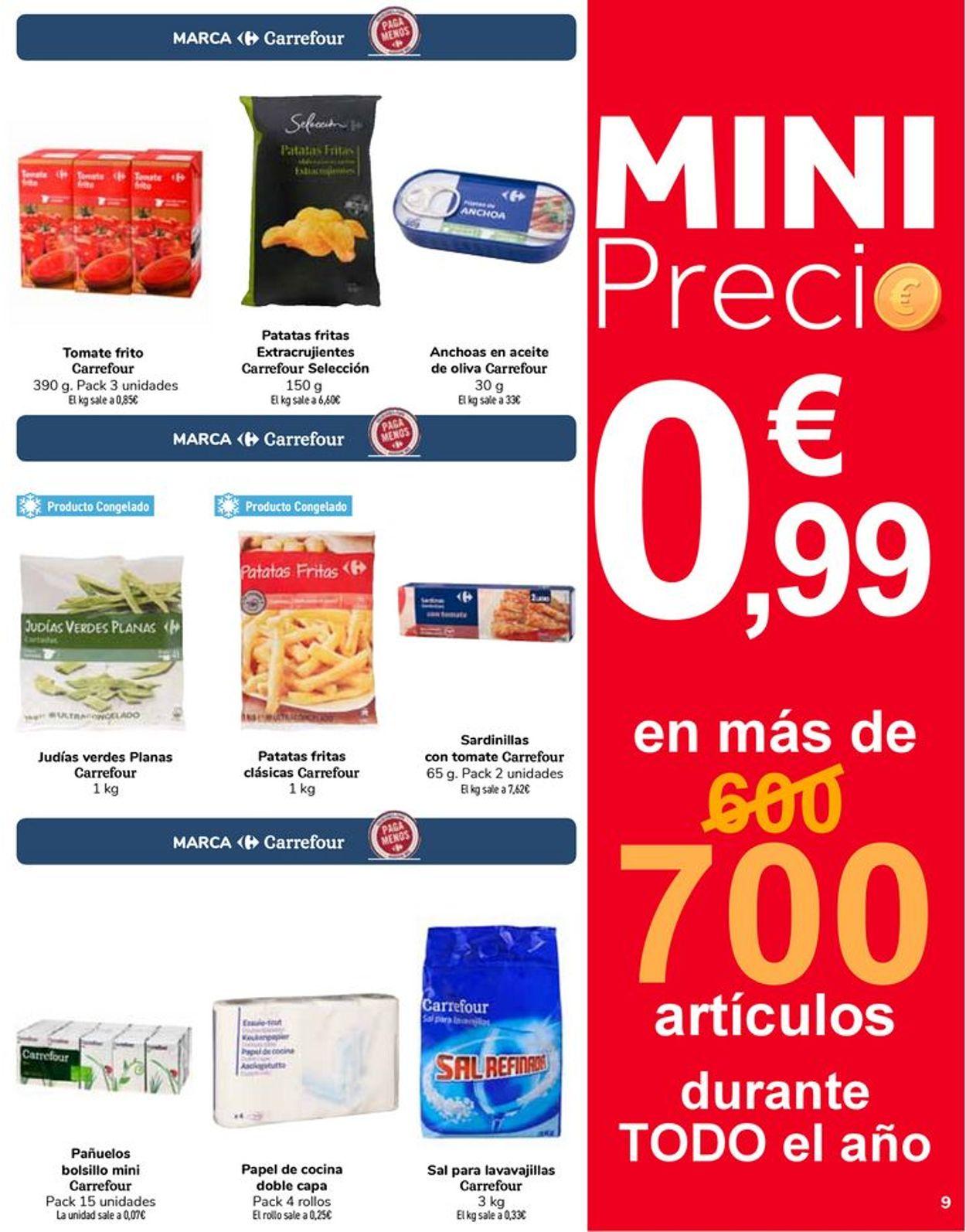 Carrefour Folleto - 08.06-16.06.2021 (Página 9)