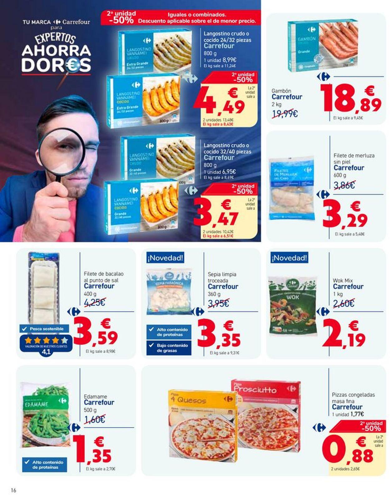 Carrefour Folleto - 08.06-16.06.2021 (Página 16)