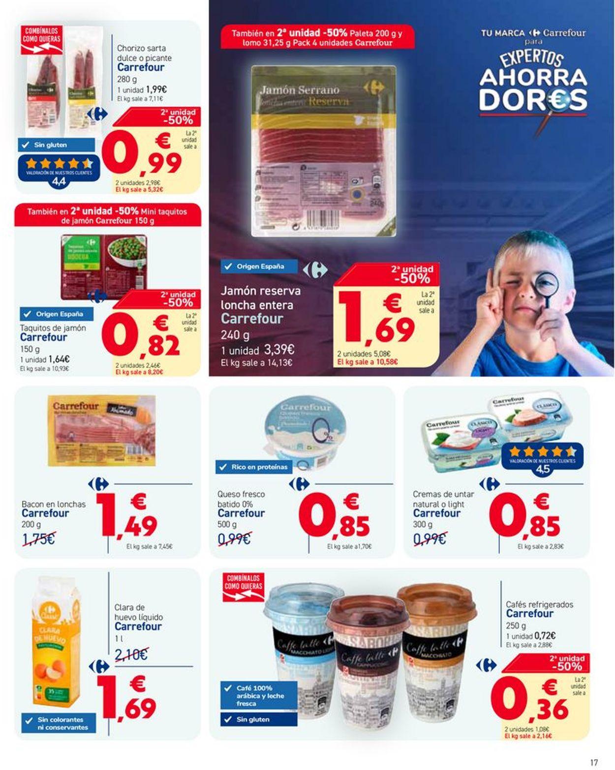 Carrefour Folleto - 08.06-16.06.2021 (Página 17)
