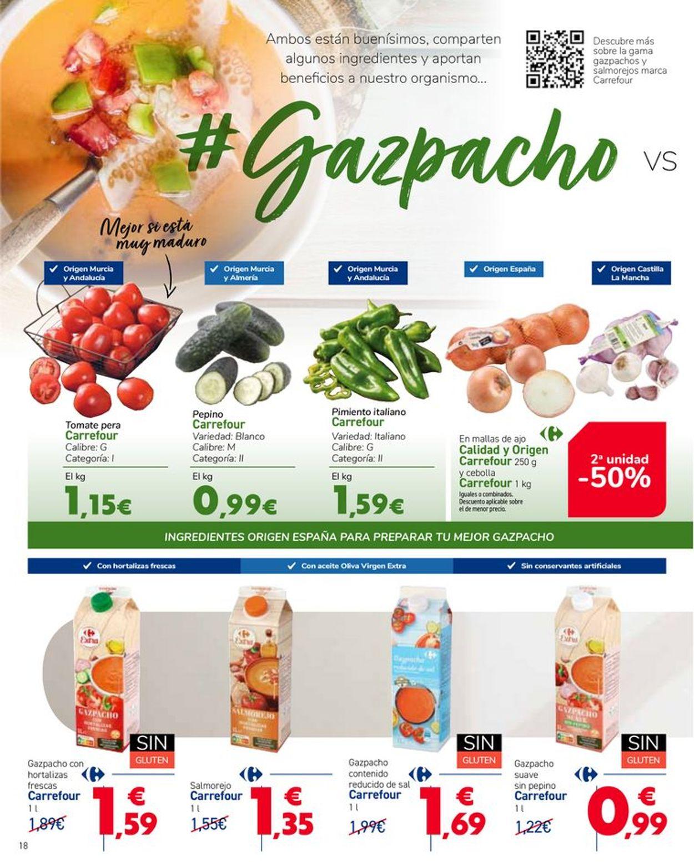 Carrefour Folleto - 08.06-16.06.2021 (Página 18)
