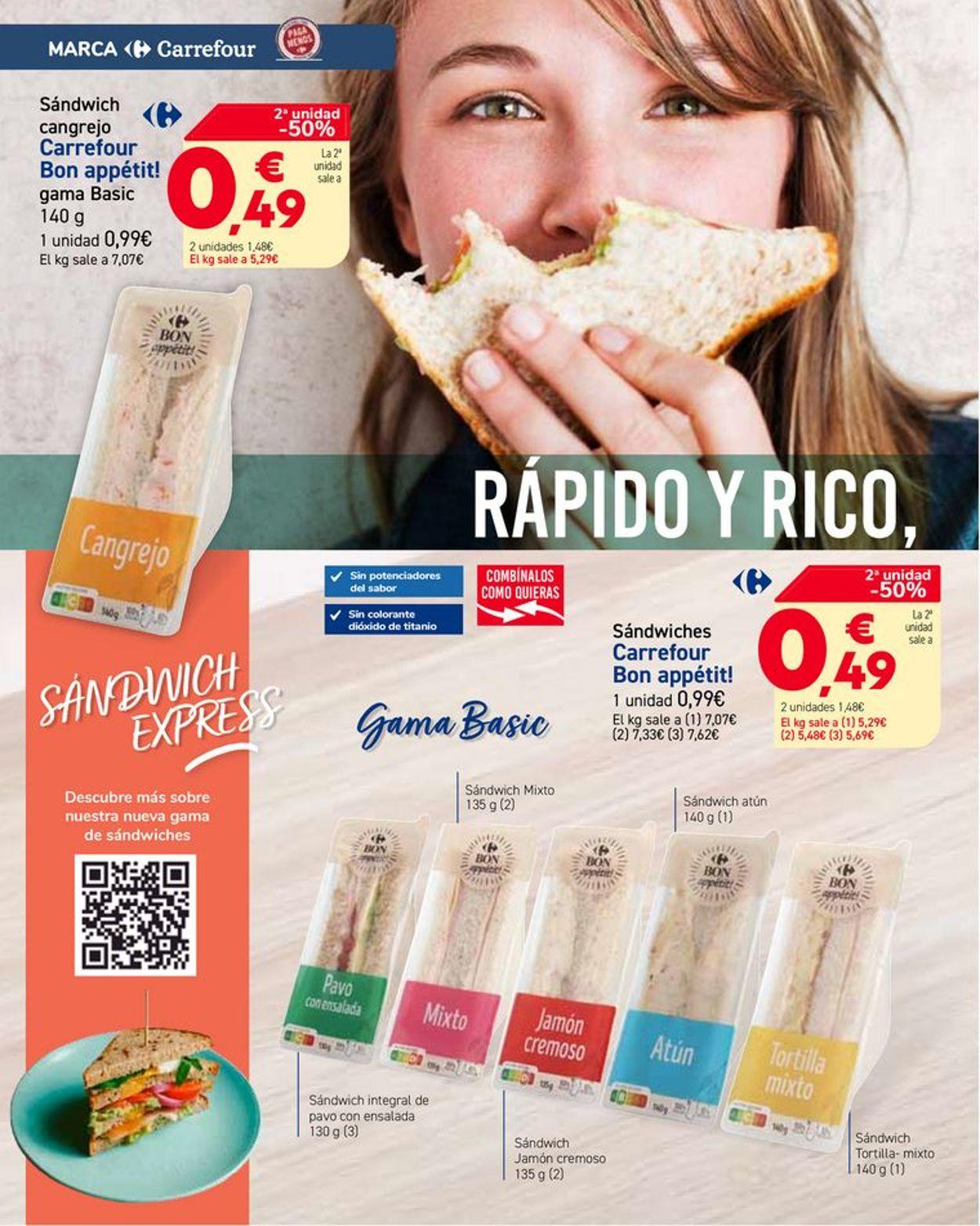 Carrefour Folleto - 08.06-16.06.2021 (Página 20)