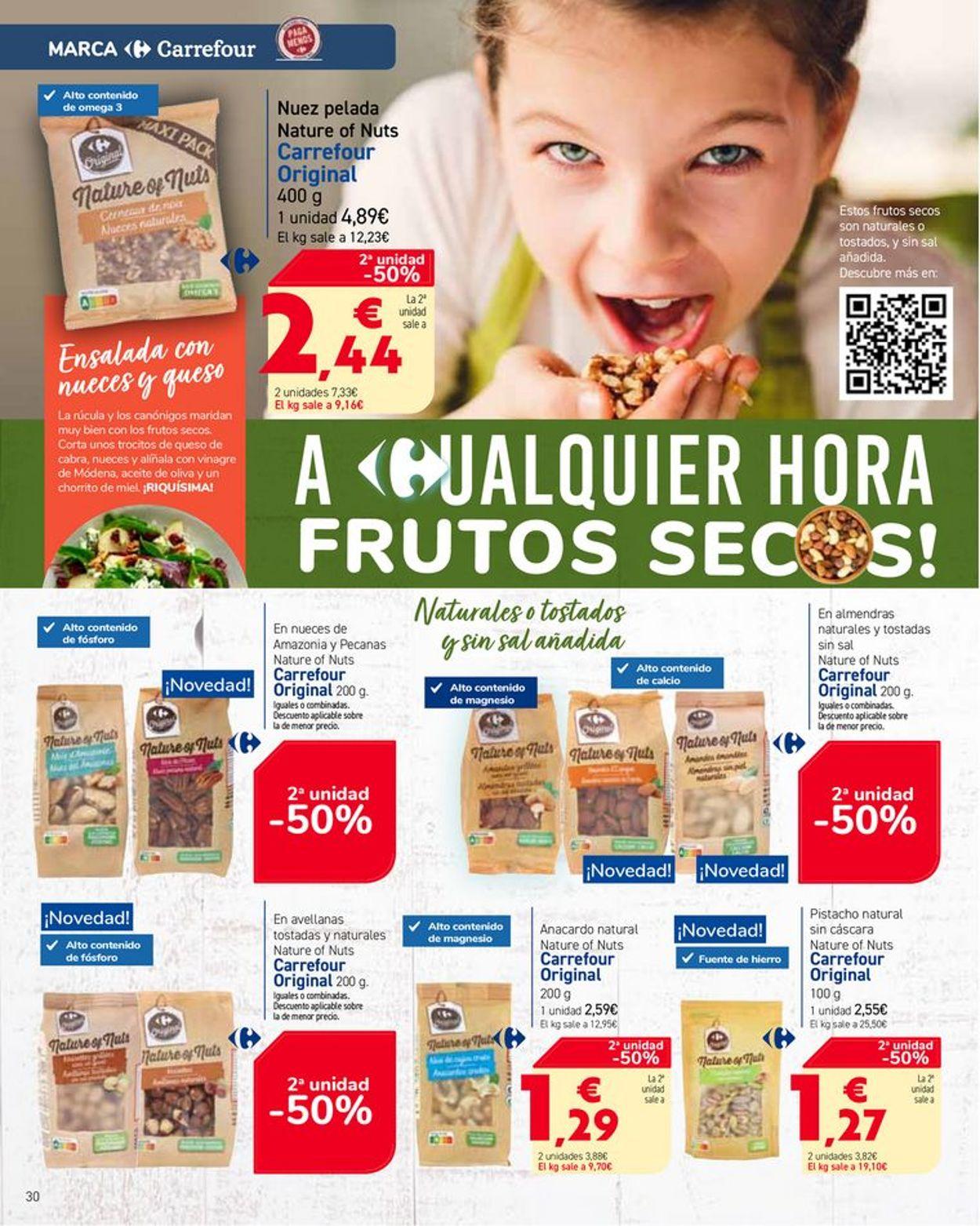 Carrefour Folleto - 08.06-16.06.2021 (Página 30)
