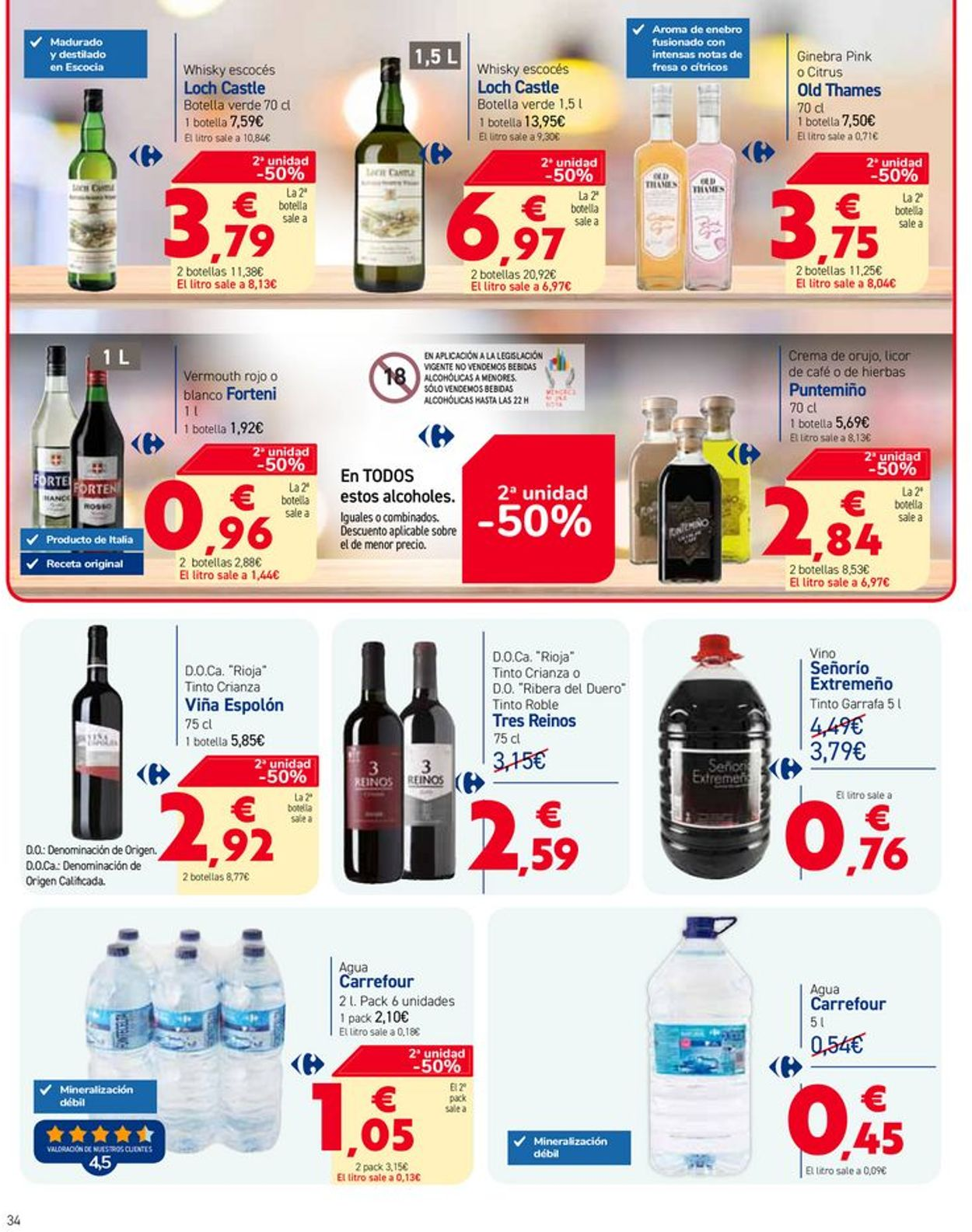 Carrefour Folleto - 08.06-16.06.2021 (Página 34)