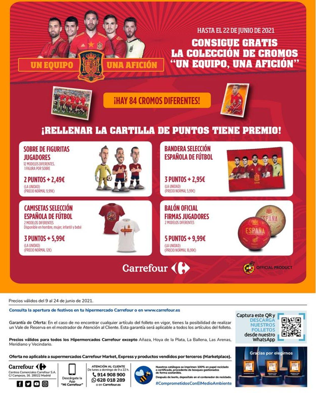 Carrefour Folleto - 09.06-24.06.2021 (Página 18)