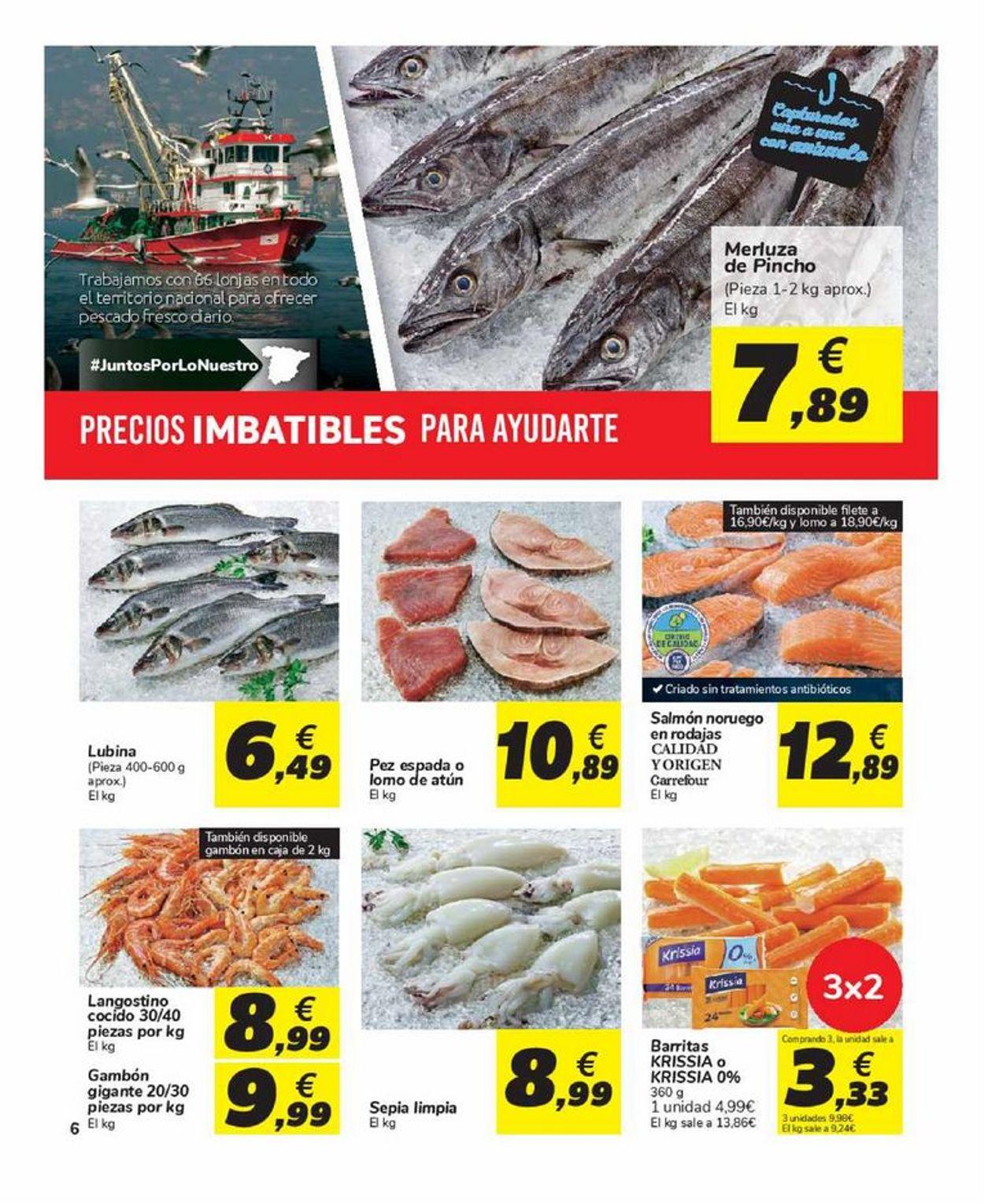 Carrefour Folleto - 17.06-29.06.2021 (Página 6)