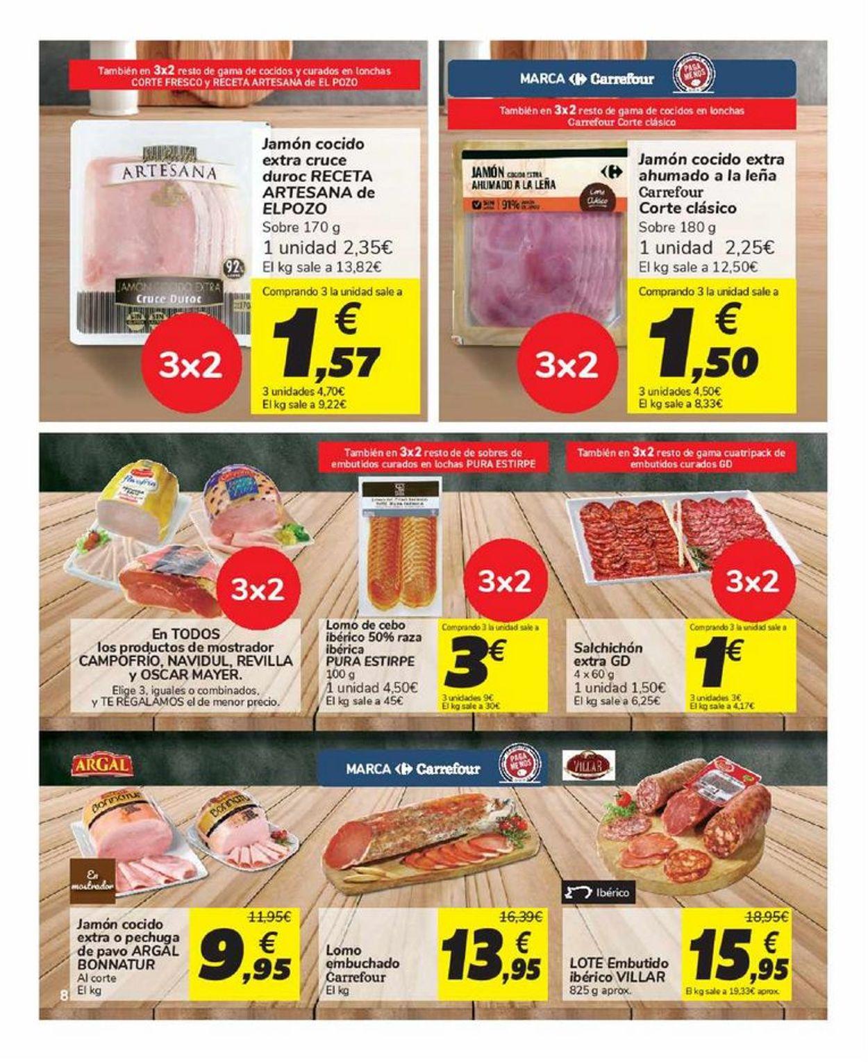 Carrefour Folleto - 17.06-29.06.2021 (Página 8)