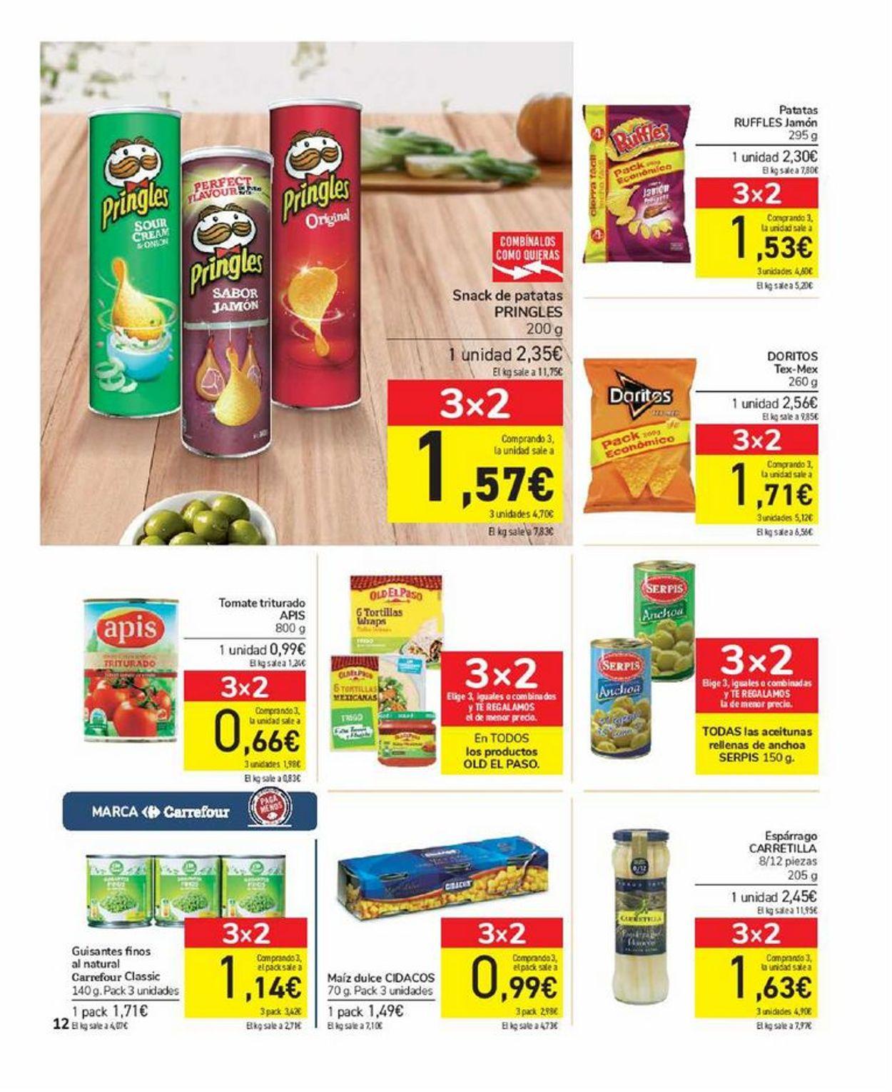 Carrefour Folleto - 17.06-29.06.2021 (Página 12)